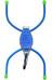 Nite Ize BugLit Flashlight Blue Clear Body/White LED Blue